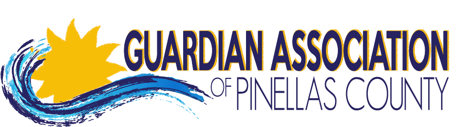 Guardian Association of Pinellas County logo