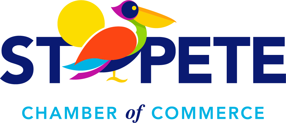 St. Pete Chamber of Commerce logo