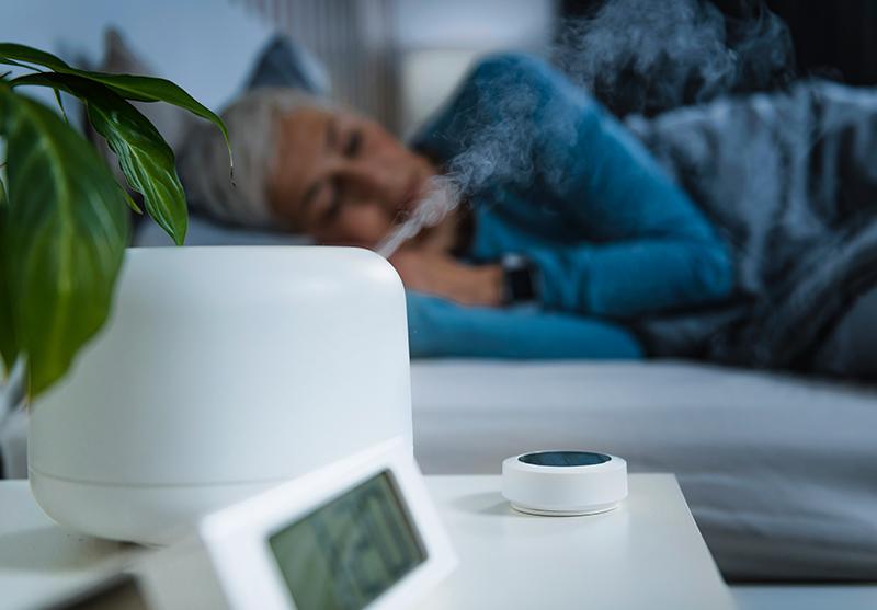 smart home, humidifier
